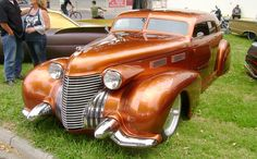 More vintage cars, hot rods, and kustoms Cadillac, Retro Cars, Vintage Cars, Antique Cars, Sexy Cars, Hot Cars, Rat Rods, Old American Cars, Gm Car