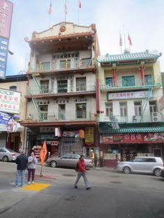 Chinatown, San Francisco 2015