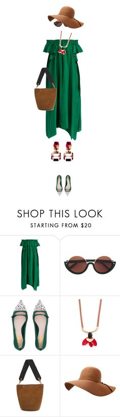 """""""eva0965"""" by evava-c ❤ liked on Polyvore featuring Loup Charmant and Marni"""