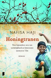 Gietjes Corner: Honingtranen van Nafisa Haji