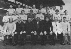 Coventry City Football Club. Season 1969-1970. League Division One ... 6th