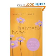 Everyone suffering from infertility or miscarriage needs to read this book.  It completely changed my perspective and helped me through a tough time.