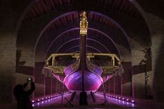 Galera Reial. Proa. MMB 63091F. Foto: A. Ventosa