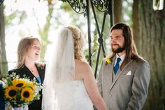 Celebrations by Amber. Seattle wedding officiant. http://www.retrorealtygroup.com