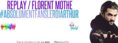 Florent Mothe - En direct dans Absolument Fans (La légende du Roi Arthur)