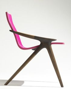 John Niero - Stance Chair--(Please Follow (2) Design-Modern-Furniture-Objects For New Pins)