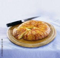 recipes with bacon | cheese bacon pie recipe will serve four people potato cheese and bacon ...