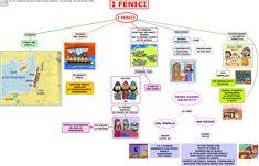I Fenici Sc. Elementare | AiutoDislessia.net Education, School, 3, Google, Geography, Historia, Lab, Schools, Teaching