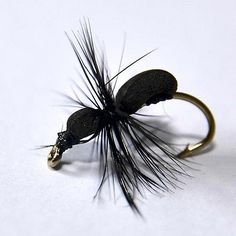 #Black foam ant dry fly #trout & grayling fly #fishing flies by dragonflies      ,  View more on the LINK: 	http://www.zeppy.io/product/gb/2/390750069470/