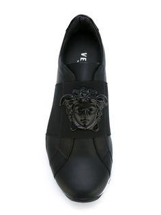 Versace Medusa Sneakers - Biondini Paris - Farfetch.com