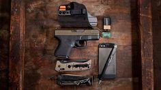 EDC: Glock w/INCOG Holster + iPhone