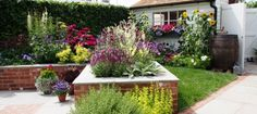 Just Retirement: A Garden For Every Retiree, The Planting List | Pumpkin Beth