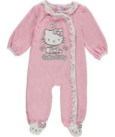 hello kitty baby onesie - Google Search
