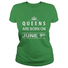 June 9 Shirts Queens are Born on June 9 T-Shirt 06/9 Birthday June 9 ladies tees Hoodie Vneck Shirt for Girl and women #gift #ideas #Popular #Everything #Videos #Shop #Animals #pets #Architecture #Art #Cars #motorcycles #Celebrities #DIY #crafts #Design #Education #Entertainment #Food #drink #Gardening #Geek #Hair #beauty #Health #fitness #History #Holidays #events #Home decor #Humor #Illustrations #posters #Kids #parenting #Men #Outdoors #Photography #Products #Quotes #Science #nature…