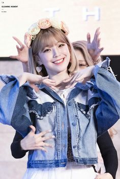 Jiheon #fromis9 #kpop