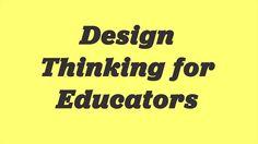 Design Thinking for Educators Workshop | Edutopia, Ideo, & Riverdale