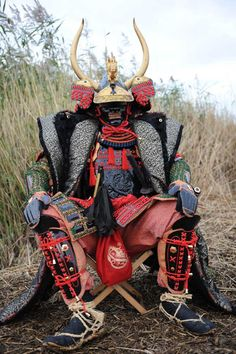 Eat your heart out, Tom Cruise: Belgian man makes his own samurai armor (and it'samazing)