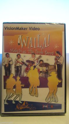 Waila! Making the People Happy DVD New