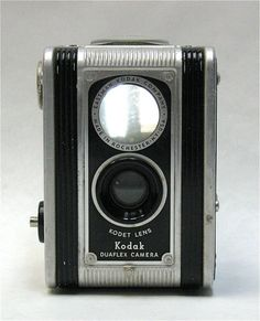 Vintage Kodak Bubble top Duaflex Camera with by CanemahStudios, $28.00