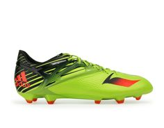 separation shoes f1bd5 98068 adidas Men s Messi 15.1 FG Semi Solar Slime Solar Red Core Black