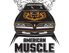 """Check out new work on my @Behance portfolio: """"Two Wheels Design: American Muscle 2"""" http://be.net/gallery/31589037/Two-Wheels-Design-American-Muscle-2"""