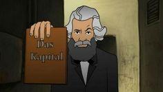 Karl Marx, quem diria, já pode voltar  http://controversia.com.br/4441