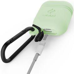 Catalyst Waterproof Shock Resistant Case for Apple Air Pod (Glow-in-the-Dark) Catalyst Case, Top Tech Gifts, Waterproof Headphones, Bluetooth Earbuds Wireless, Air Pods, Airpod Case, The Darkest, Glow, Cases