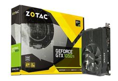 6. ZOTAC GeForce GTX 1050 Ti Mini, 4GB GDDR5 DisplayPort 128-bit PCI-E Graphic Card (ZT-P10510A-10L)