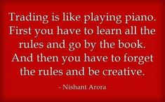 Stock Market Quotes, Playing Piano, Marketing Quotes, Learning, Books, Libros, Studying, Book, Teaching