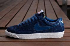 Nike Blazer Low Premium Vintage (February 2014)