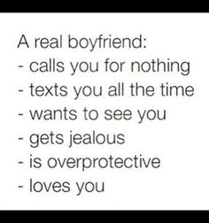 I think I go under all of these. I really do hope I'm a great boyfriendI think the only way you could be better would be if you were perfect. But you can't be perfect so you're perfectly imperfect. And that's pretty dang wonderful. Basically, I think you're a pretty dang wonderful boyfriend.