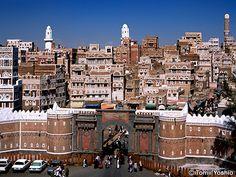 55-Old City of Sana'a - Sana'a Governorate, Yemen