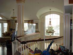 #plexiglass, #stairwaysafety, #babyproofing, #childsafety, #babyprooferny, #balconysafety, #bannister, #stairs, #railing, #babyprooferlongisland, #babyproofing, #widestairway, www.ebabysafe.com Stair Railing, Stairs, Plexiglass, Crawling Baby, Plexus Products, Home Improvement, Nursery, Bannister, House