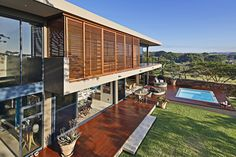 Contemporary dream home in South Africa: Aloe Ridge House. one of my dream home concept
