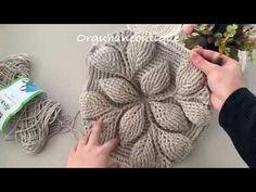 Crochet Handbags, Crochet Purses, Crochet Hats, Crochet Bag Tutorials, Crochet Videos, Crochet Border Patterns, Crochet Stitches, Thigh Tattoo Quotes, Yarn Bag