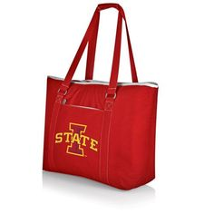 Iowa State University Cyclones Tahoe Cooler Tote - Red