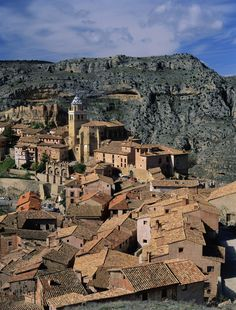 Places to see before you die (II) - Albarracin, Teruel Beautiful Places To Visit, Wonderful Places, Cool Places To Visit, Places To Travel, Places In Spain, Spain Holidays, Spain And Portugal, Spain Travel, Wonders Of The World