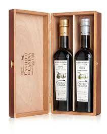 Our gift box   Castillo de Canena