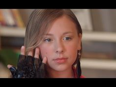 Amazing 12 year old singer song writer releases her first single from her first album.