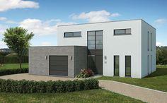 Woningen Blavier moderne woning plat dak 334   € 225.900 - € 167.178 3slp 238,14 m²