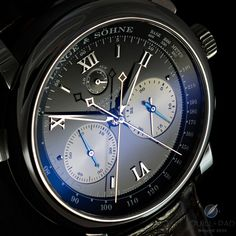 """The """"mighty"""" A. Lange & Söhne Double Split"""