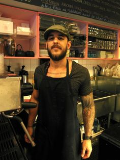 hipster barista - Google Search