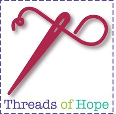 Threads of Hope is a non-profit economic development project supporting disadvantaged artisans around the world. What we do is quite simple! We buy the artisan's handwork each month and then sell their art throughout the US.  All proceeds from sales are placed in a directed grant pool accessible by the artisans for health care, housing, education and small business/community development.   Empowering impoverished women, transforming lives...since 1999. www.threadsofhopetextiles.org