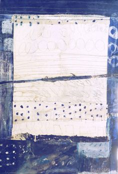 Brenda Holzke~ Drawing a blank