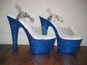 glitterheels.com- awesome pole shoes!