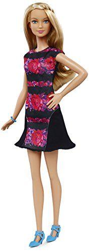 Barbie DMF30 - Fashionistas 28 Floral Flair,