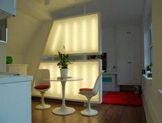 Barbican Apartments - Serviced apartments in London: A very stylish living area!