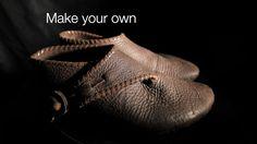 Scandinavian Turnshoe - Make your own!