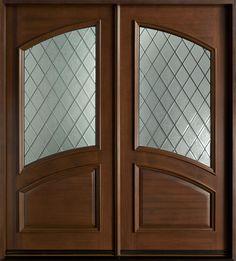 Fiberglass Double Entry Doors   Wood Entry Door - Double
