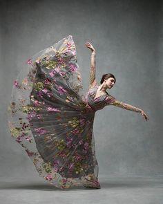 Tiler Peck, New York City Ballet - Photographer NYC Dance Project (Deborah Ory and Ken Browar)